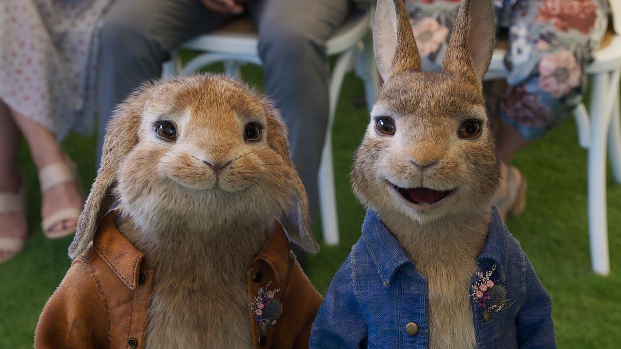 Peter Rabbit: Coelho à Solta / Peter Rabbit 2: The Runaway (2021)