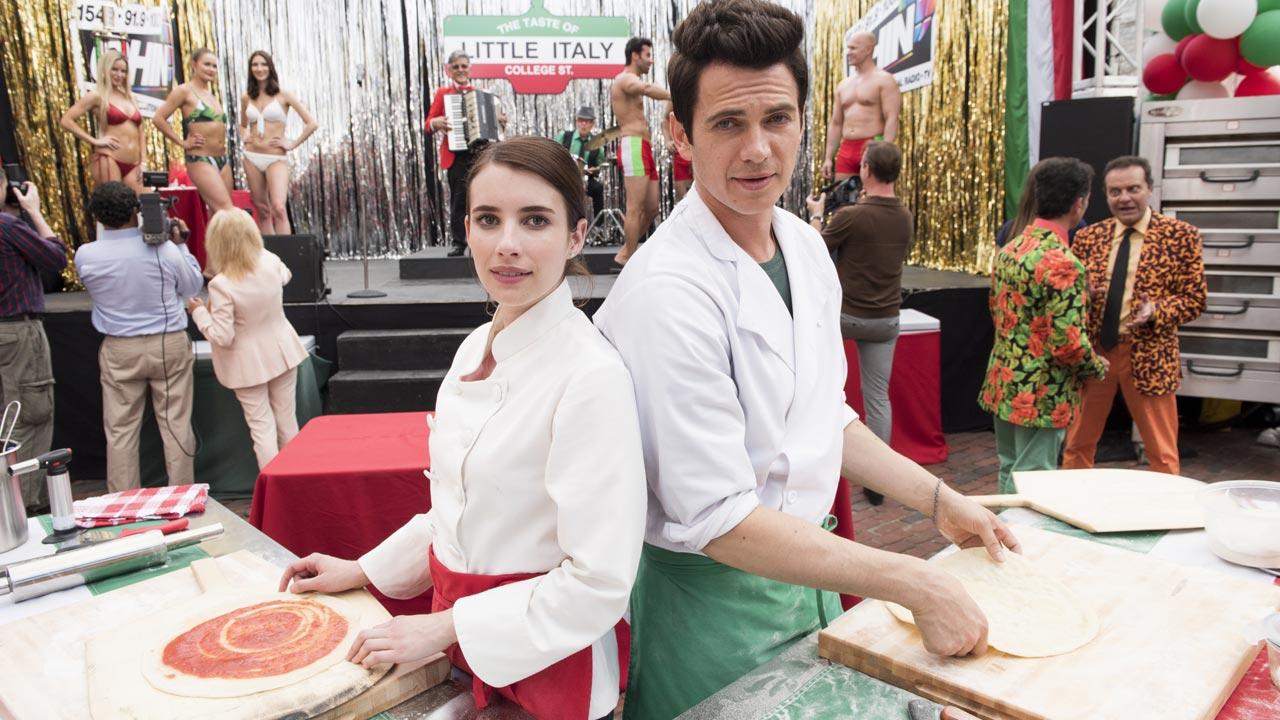 Amor em Little Italy / Little Italy (2018)