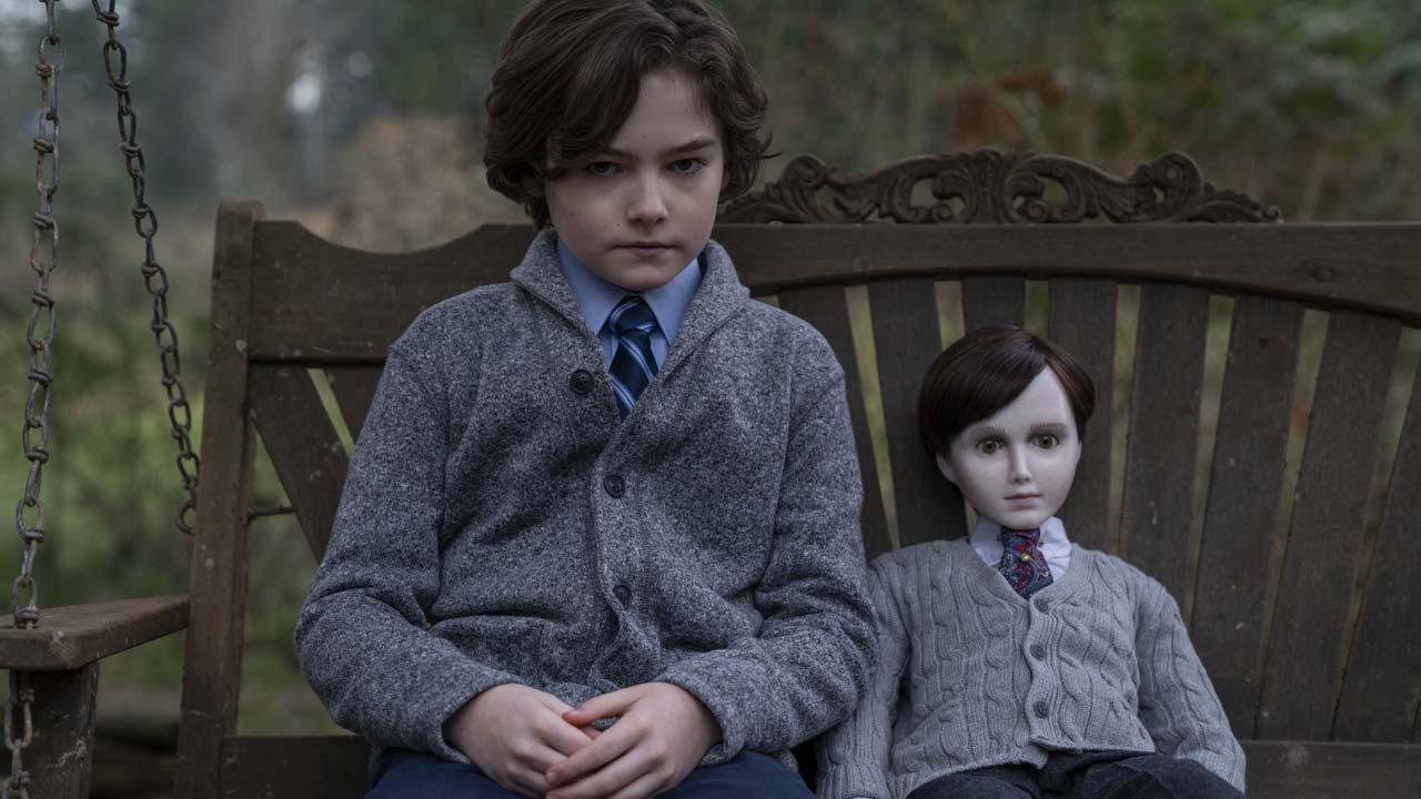 The Boy - A Maldição de Brahms / Brahms: The Boy II (2020)