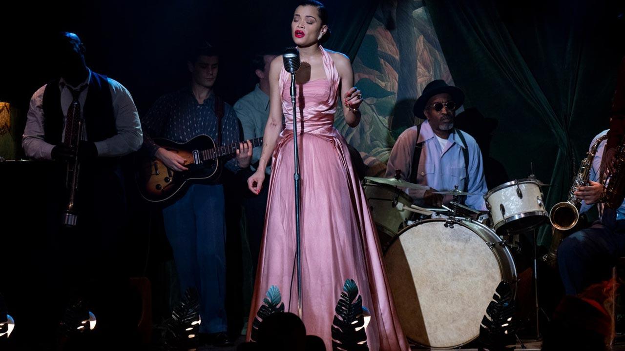 Estados Unidos vs. Billie Holiday / The United States vs. Billie Holiday (2021)