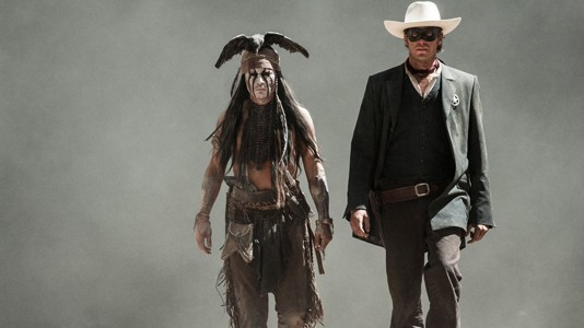 O Mascarilha / The Lone Ranger (2013)