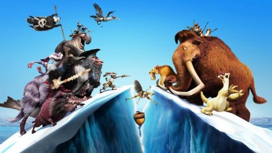 Poster A Idade do Gelo 4: Deriva Continental / Ice Age: Continental Drift (2012)