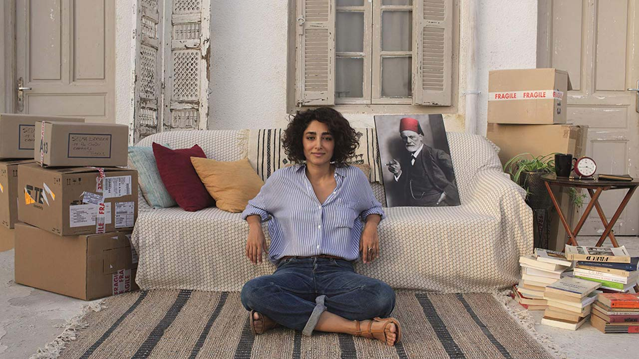 Antidepressivo Árabe / Un divan à Tunis (2020)