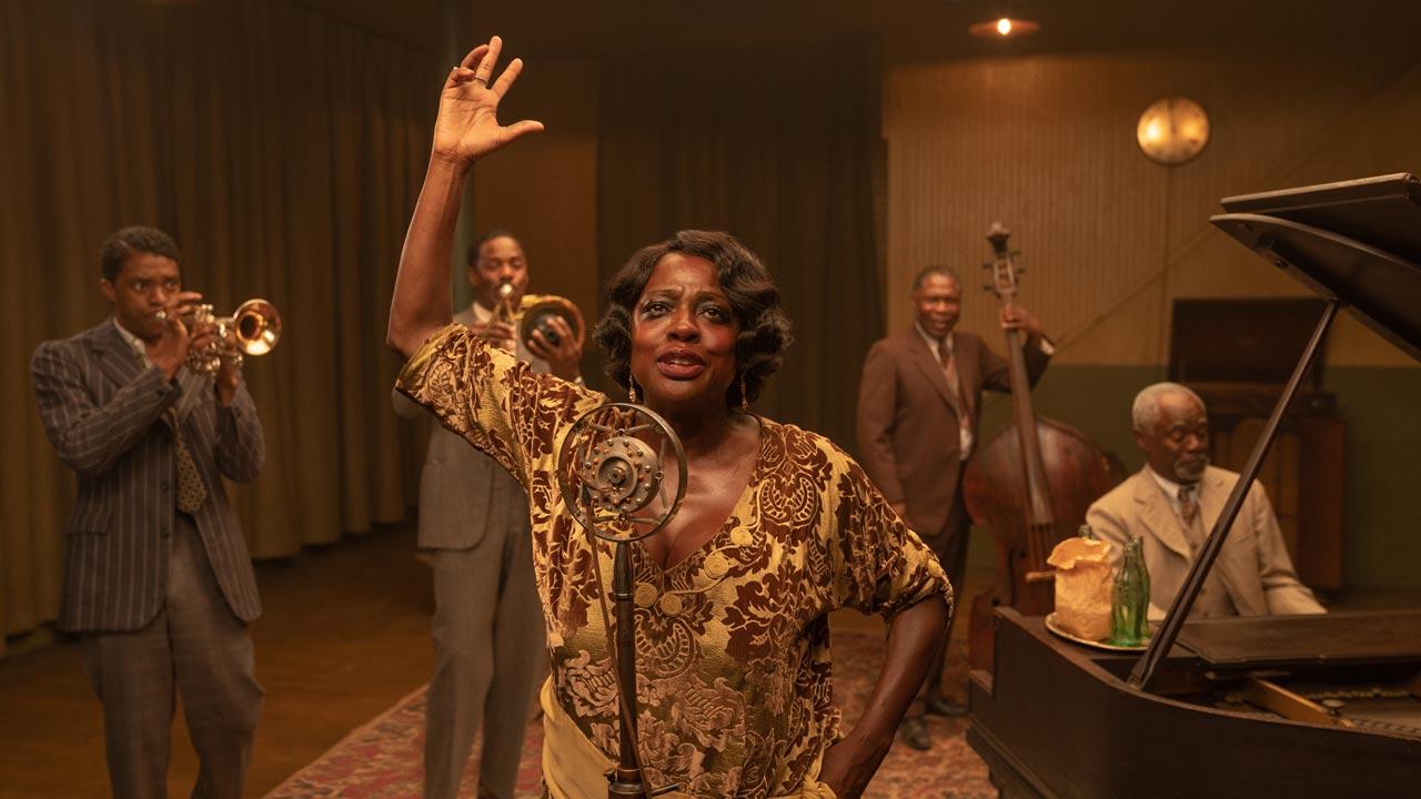 Ma Rainey: A Mãe do Blues / Ma Rainey's Black Bottom (2020)