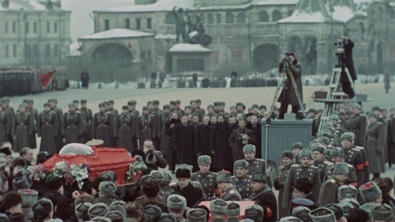 Funeral de Estado / State Funeral (2020)