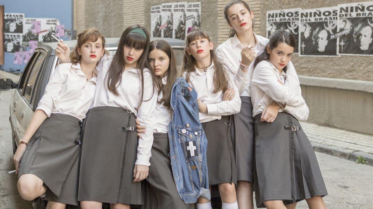 Raparigas / Las niñas (2020)
