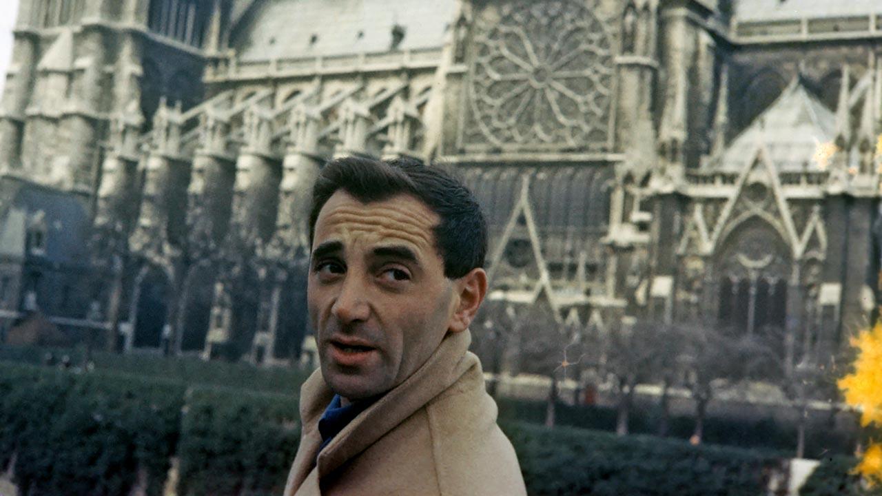 Aznavour por Charles / Le Regard de Charles (2019)
