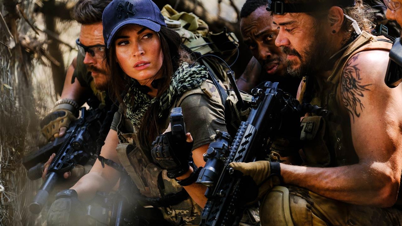 Rogue: Selvagem / Rogue (2020)