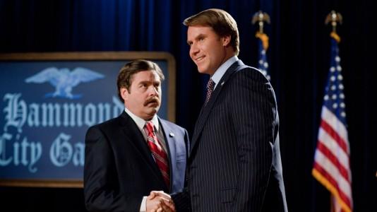 """Votaria em algum destes tipos? Primeiro trailer para """"The Campaign"""""""