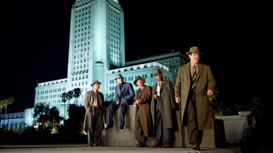 """Primeiro olhar sobre """"The Gangster Squad"""": polícias e ladrões na Los Angeles do pós guerra"""