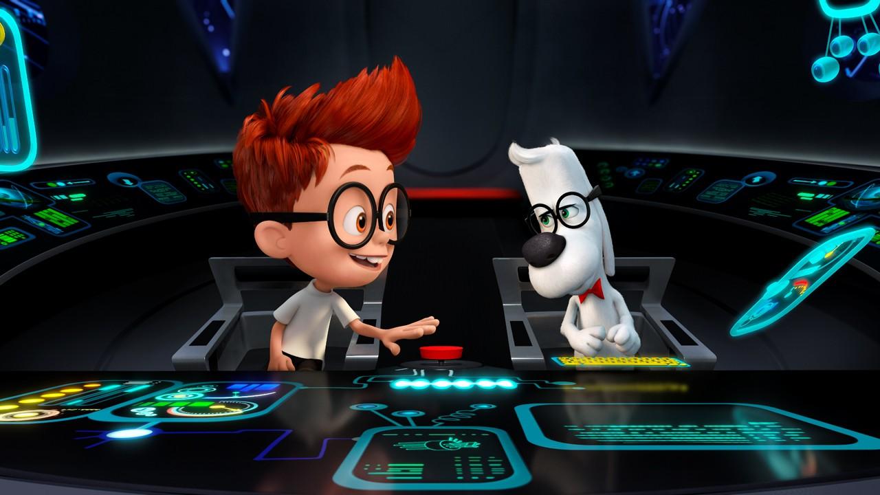 Mr. Peabody e Sherman / Mr. Peabody & Sherman (2014)
