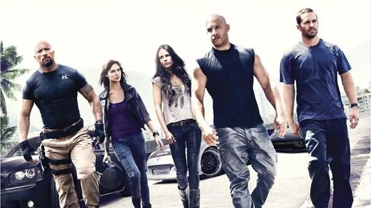 """Todas as estradas vão dar ao novo poster de """"Fast and Furious 6"""""""