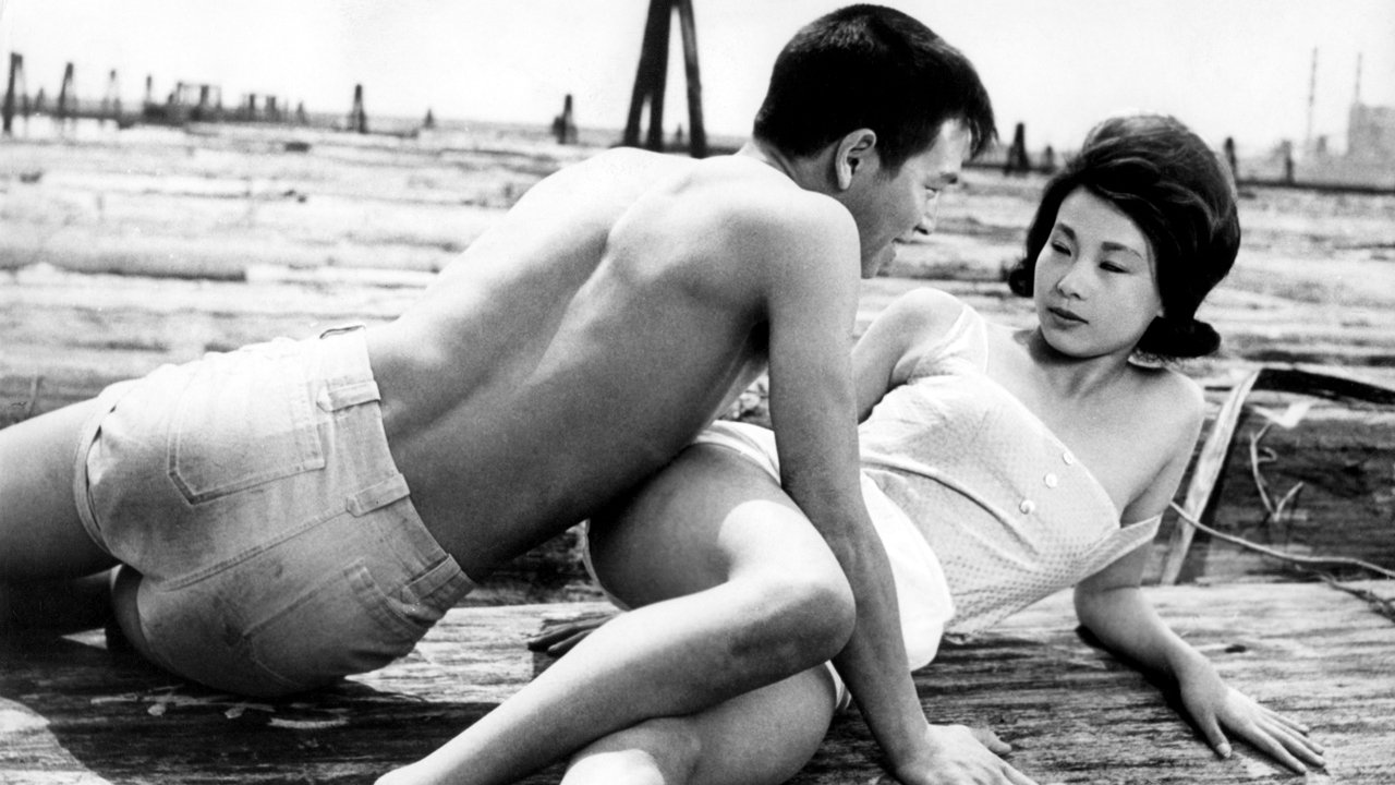 Contos Cruéis da Juventude (reposição) / Seishun Zankoku Monogatari (1960)