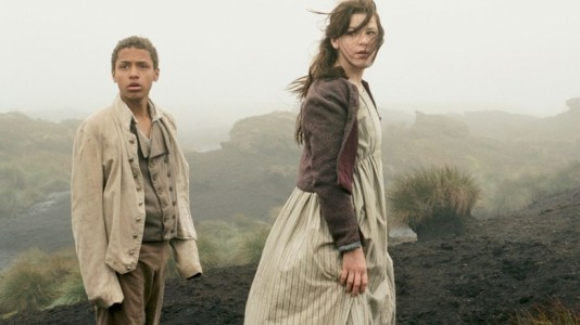 Poster O Monte dos Vendavais / Wuthering Heights (2011)