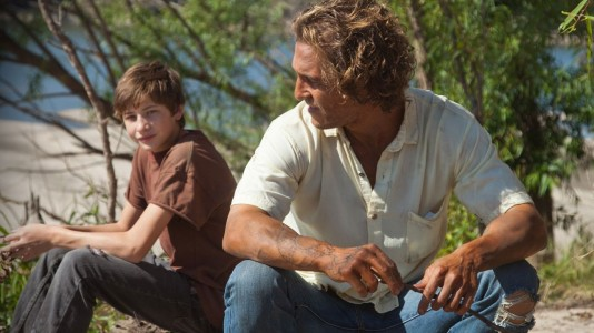"Trailer para ""Mud"" com Matthew McConaughey"