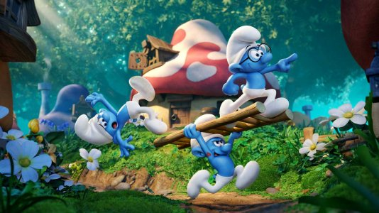 "Sony Animation anuncia novo filme animado ""Get Smurfy"""