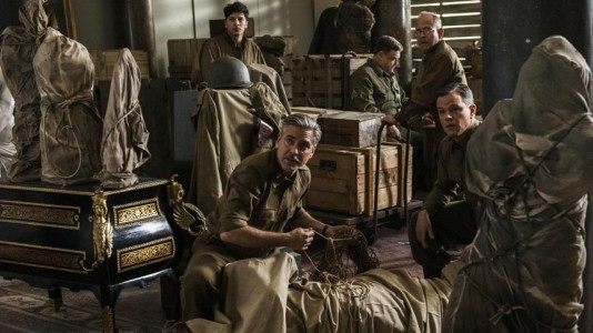 """The Monuments Men"": primeiro trailer para o novo filme de George Clooney"