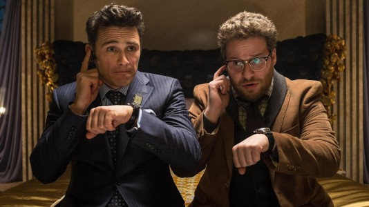 "Seth Rogen e James Franco vão assassinar o líder da Coreia do Norte em ""The Interview"""
