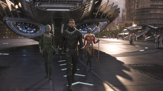 "Elenco de ""Black Panther"" vence os prémios do Screen Actors Guild"