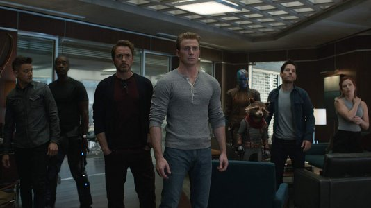 """Vingadores: Endgame"" foi o grande vencedor dos MTV Movie & TV Awards 2019"