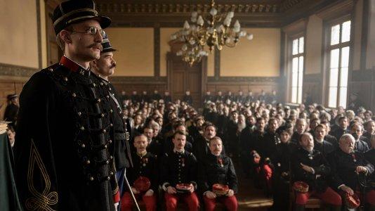 """""""J'Accuse - O Oficial e o Espião"""" é o mais nomeado para os Césares do cinema francês"""