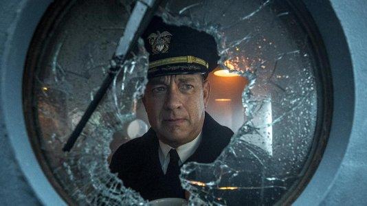 """""""Greyhound"""": filme com Tom Hanks troca estreia nos cinemas pela Apple TV"""