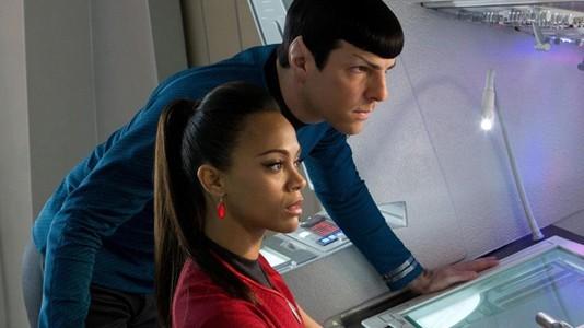 """""""Star Trek: Into Darkness"""" mais um poster e novas imagens"""