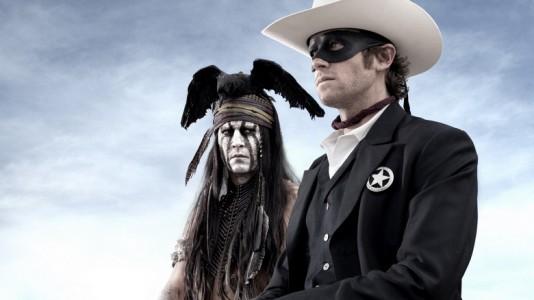 """""""The Lone Ranger"""": o Mascarilha e Tonto em dois novos posters"""