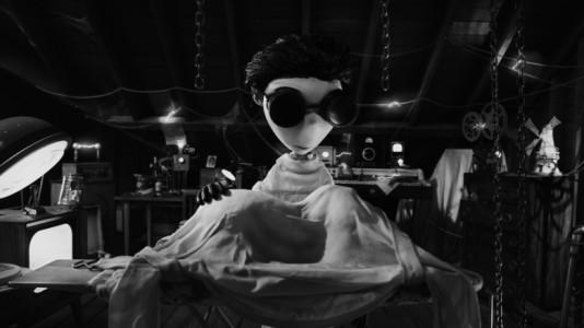 """Primeiro olhar: as personagens de """"Frankenweenie"""""""