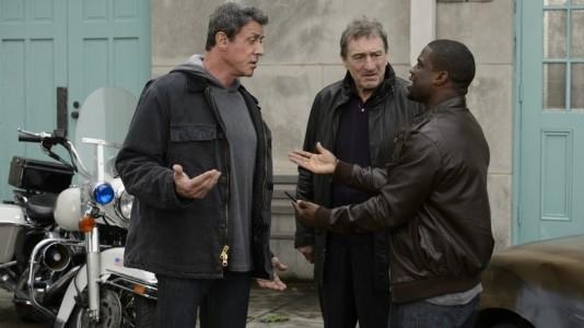 """Trailer de """"Grudge Match"""": Stallone e De Niro enfrentam-se no ringue"""