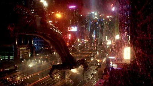 """""""Pacific Rim"""": mais uma imagem do novo filme de Guillermo del Toro"""