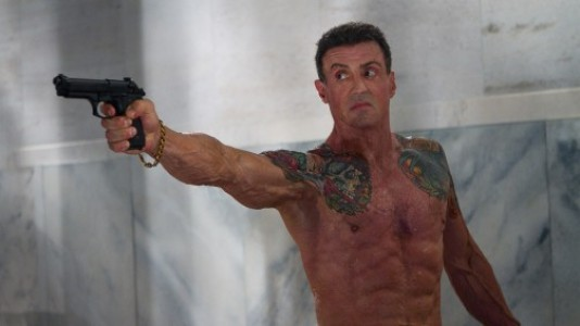 "Stallone no novo trailer de ""A Bullet to the Head"""