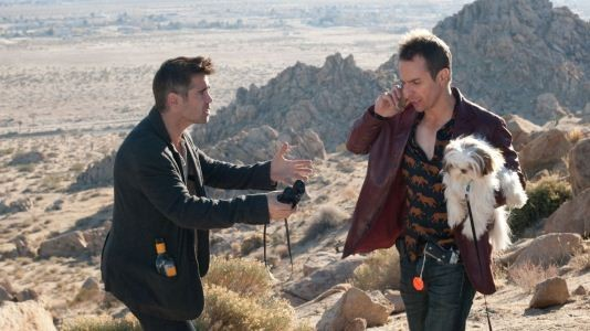 "Primeiro olhar sobre ""Seven Psychopaths"" com Colin Farrell  e Woody Harrelson"