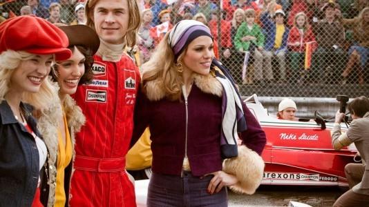 """""""Rush"""": imagens do filme de Ron Howard sobre a Fórmula 1"""