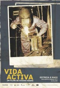Poster do filme Vida Activa (2013)
