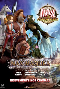 Poster do filme Max Magilika (2014)