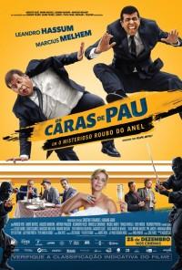 Poster do filme Os Caras de Pau em O Misterioso Roubo do Anel (2014)
