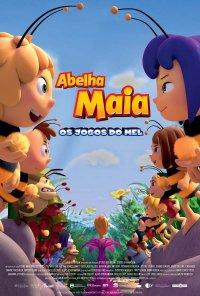 Poster do filme Abelha Maia: Os Jogos do Mel / Maya the Bee: The Honey Games (2018)