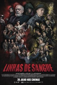Poster do filme Linhas de Sangue (2018)