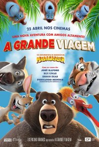 Poster do filme A Grande Viagem / The Big Trip (2019)