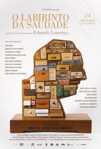 Poster do filme O Labirinto da Saudade (2018)