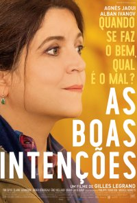 Poster do filme As Boas Intenções / Les Bonnes Intentions (2018)