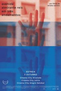 Poster do filme Avenida Almirante Reis em 3 andamentos (2018)
