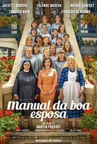 Poster do filme Manual da Boa Esposa / La Bonne Épouse (2020)