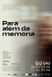 Poster do filme Para Além da Memória (2019)