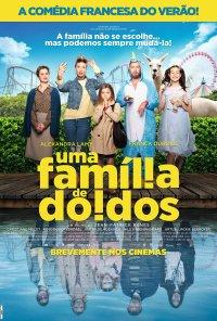 Poster do filme Uma Família de Doidos / Le Sens de la Famille (2020)