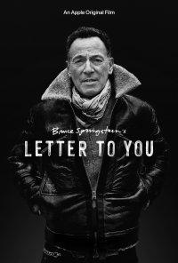 Poster do filme Bruce Springsteen's Letter to You (2020)