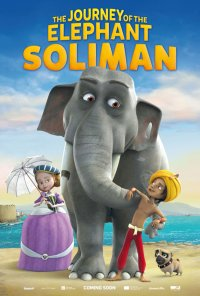 Poster do filme The Journey of the Elephant Soliman (2022)