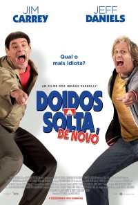 Poster do filme Doidos À Solta de Novo / Dumb and Dumber To (2014)