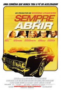 Poster do filme Sempre a Abrir / Hit and Run (2012)